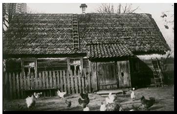 Dom Klukowiczów wybudowany w 1871 r.
