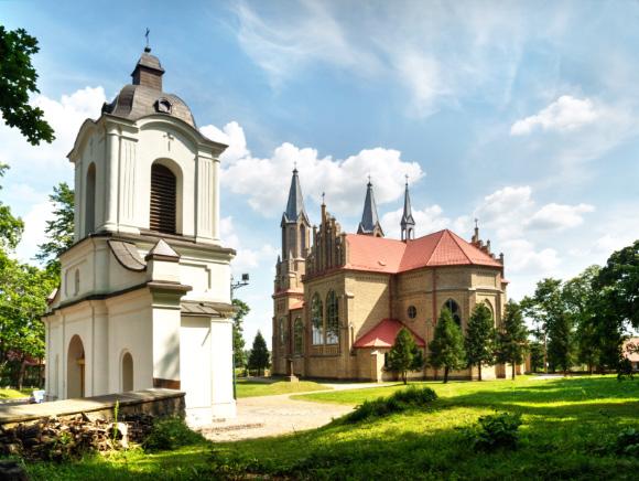 3a. Kościół pod wezwaniem św. Anny z 1913 r.
