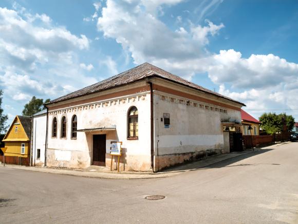 7. Synagoga kaukaska.
