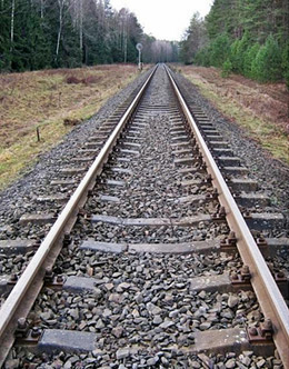 Linia kolejowa Nr 37 o dł. 48 km Białystok Fabryczny – Zubki Białostockie po remoncie kapitalnym w 1987 r. Fot. A. Kasperowicz, 2009 r.